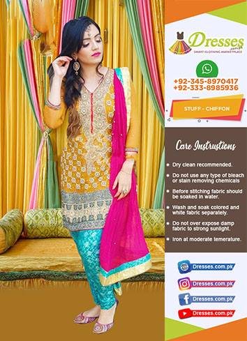 Heer Mehndi Collection 2018