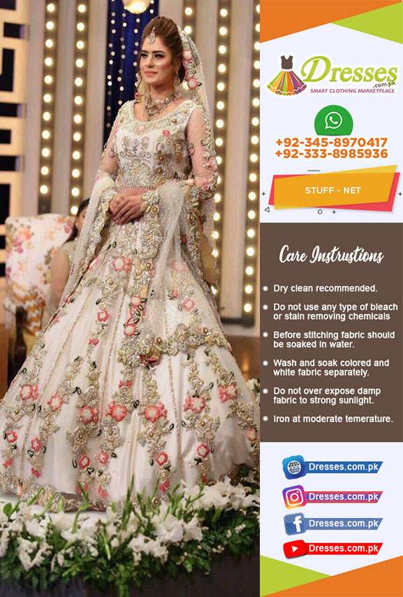Kashees Bridal Collection 2018