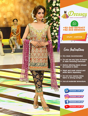 Kashees Chiffon Collection 2018