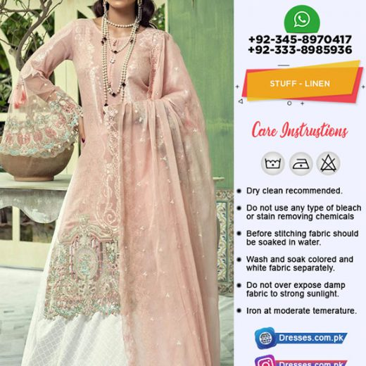 Maria B Linen Collection 2018
