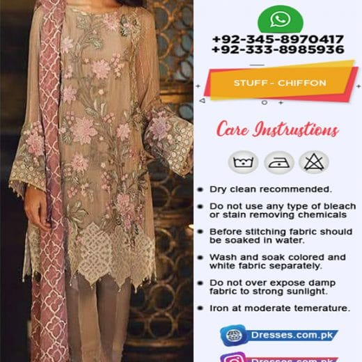 Jazmin Chiffon Collection 2018