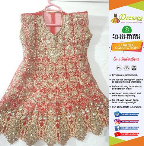 Latest Wedding and Party Wear Fancy Dresses