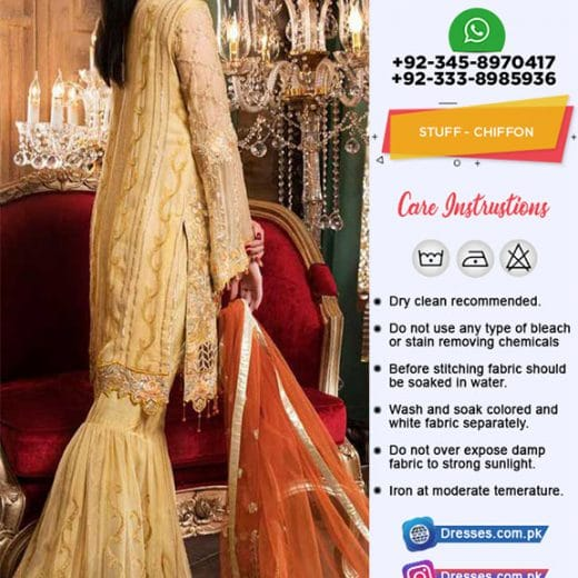 Maryams Latest Wedding Collection 2019