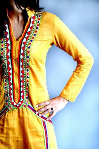 Sindhi embroidery dresses in pakistan marketplace