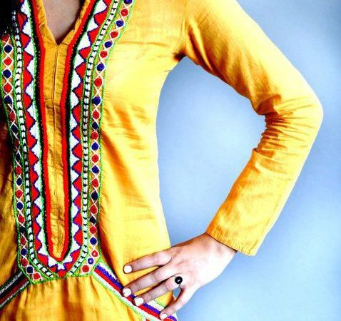 Sindhi Embroidery
