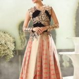embroided cuts in Pakistani dresses