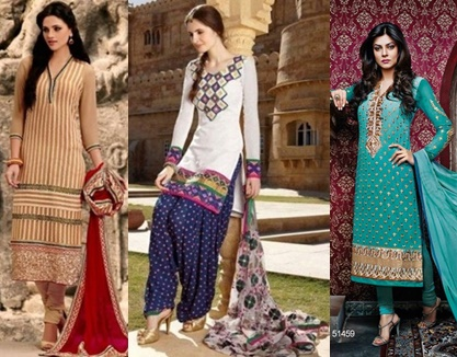 indian-dresses-new-shalwar-suits-2015-for-eid