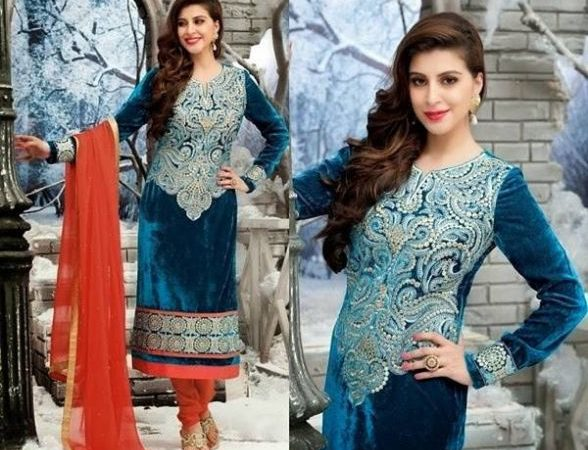 new cuts in pakistani dresses