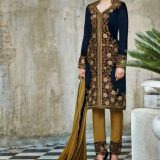 new embroided cuts in Pakistani dresses