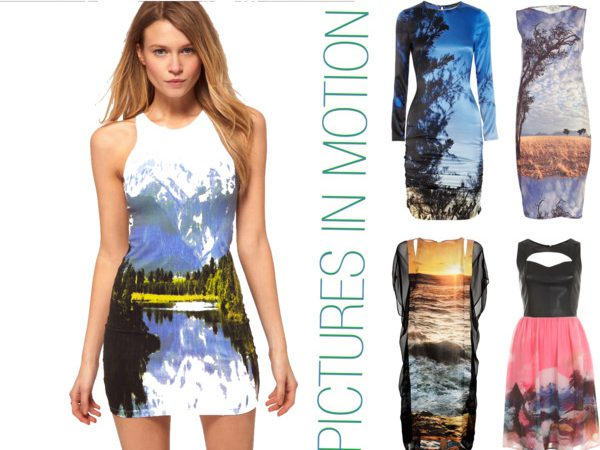 Digital Printed Dresses for Women
