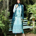 Gul Ahmed New Summer Lawn Catalogue 2016