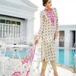 Gul Ahmed New Summer Lawn collection image