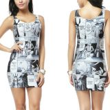 printed dresses for women