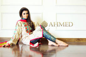 Ayesha Ahmed latest Collection