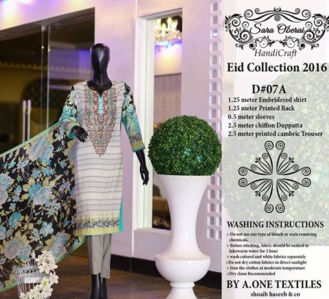 Branded Sara Oberai Eid Collection (Original)