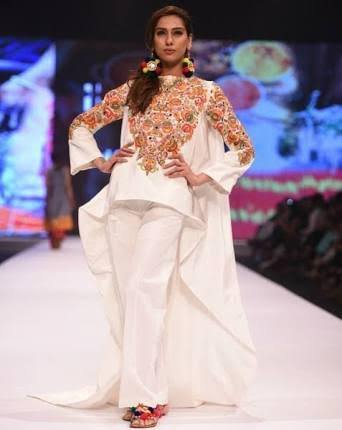Gul Ahmed Embroidered Kurti