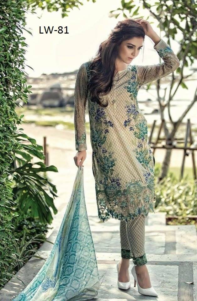 Maria B Lawn 2016 Available Now Pakistani Dresses
