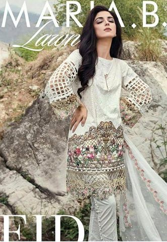 Maria B Eid Collection Master Replica with Free Delivery