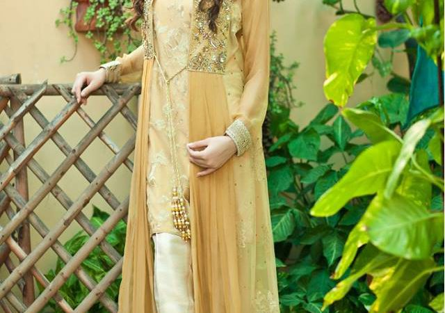 Zahra Ahmad Latest collection 2016