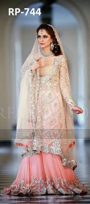 Irfan Hassan Latest Bridal Dress