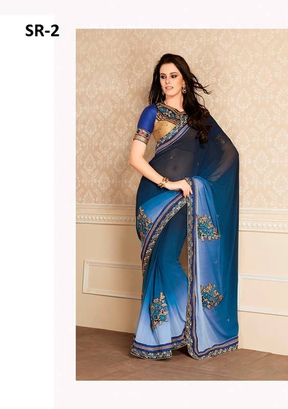 Latest Indian Saree Collection