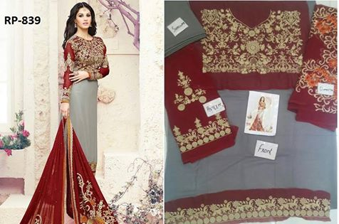 Indian Designer Wear Latest Arrival