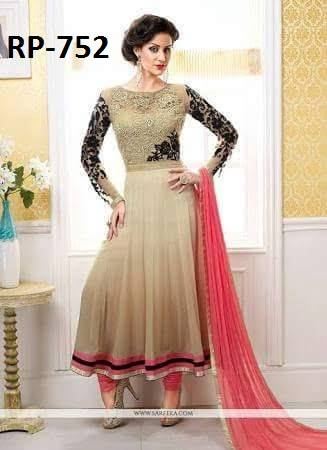 Latest Indian Designer Frock