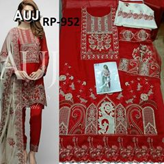 auj-embroidered-chiffon-dresses-collection-2016