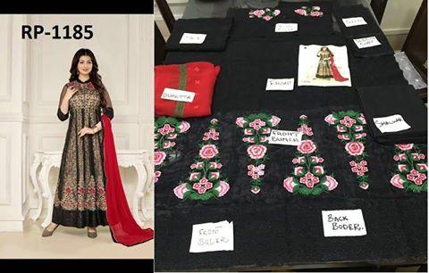 vinay-latest-chiffon-dress