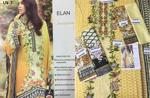 ELAN Linen Winter Collection