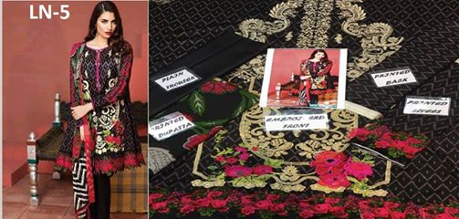 Latest Khaadi Linen Winter Collection 2016