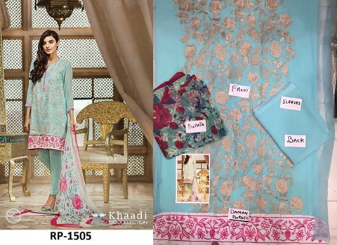 Khaadi Winter Collection 2017