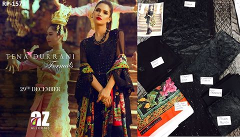 Tena Durrani 2017 Collection