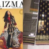 Charizma Embroidered Swiss Voile Collection 2017