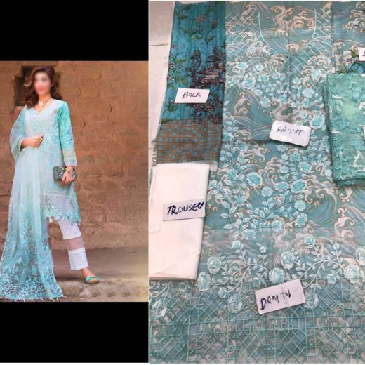 Rang Rasiya Lawn 2017 Collection