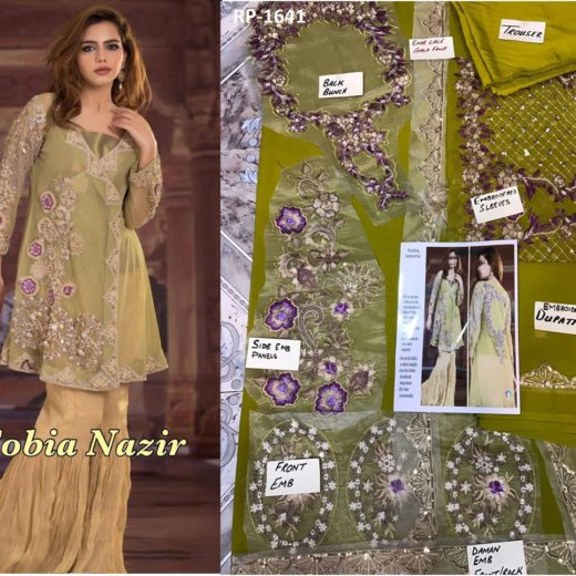 Sobia nazir formal collection