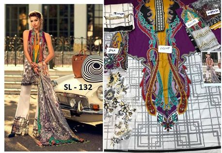 Elan Latest Collection 2017