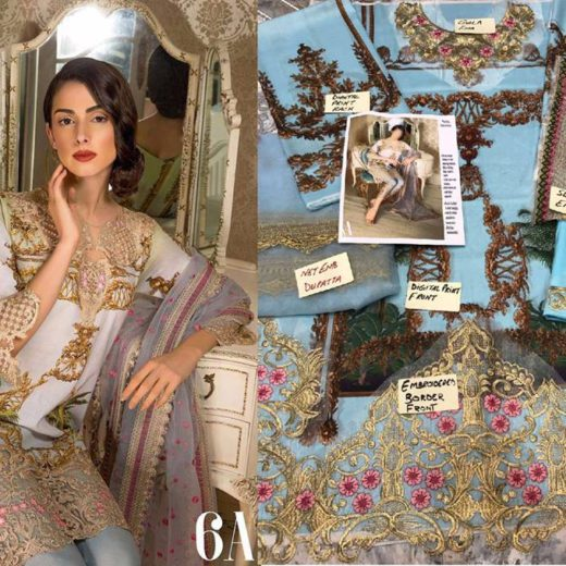 Sobia Nazeer Latest Collection 2017