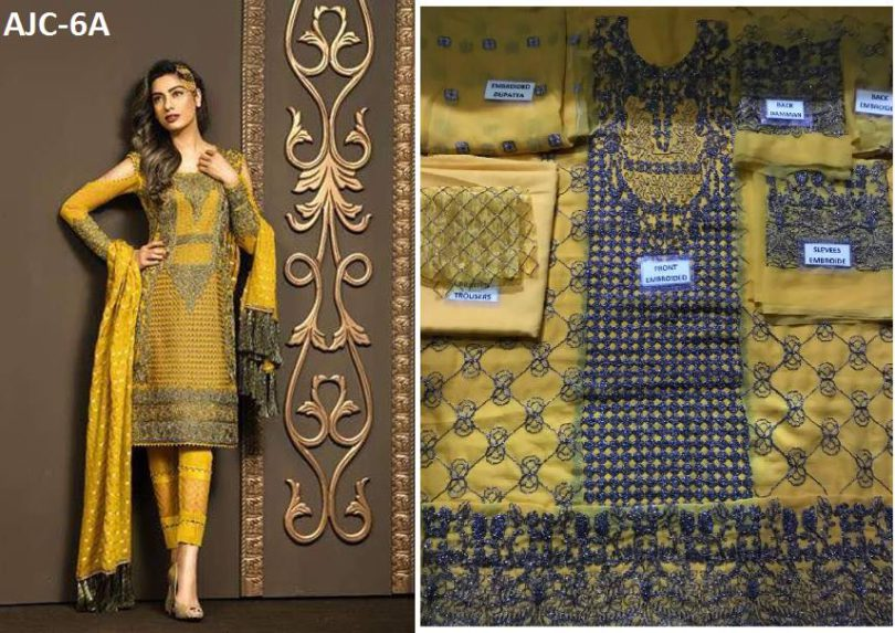 Asim jOfa Latest Eid Collection 2017