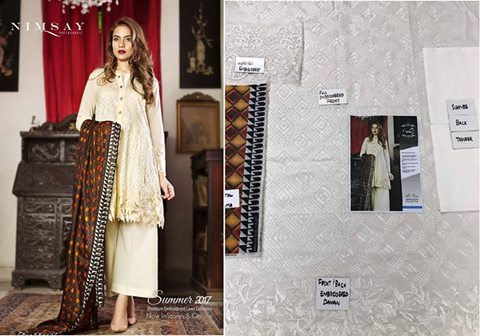 Nimsay Eid Collection 2017