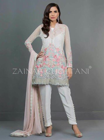 Zainab Chottani Dress 2017