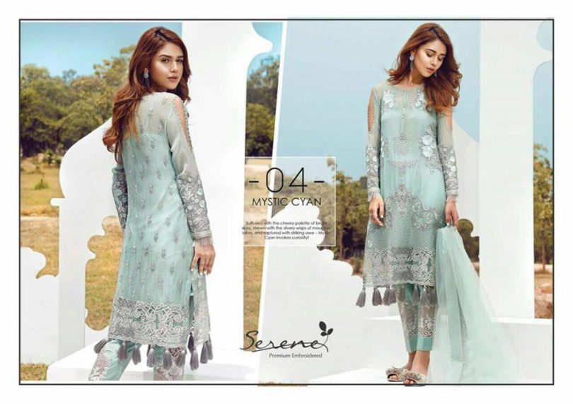 serene latest collection 2017