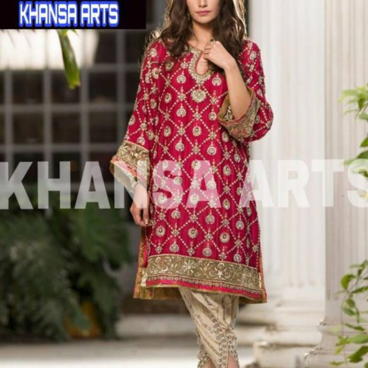 Khansa Arts latest collection 2017