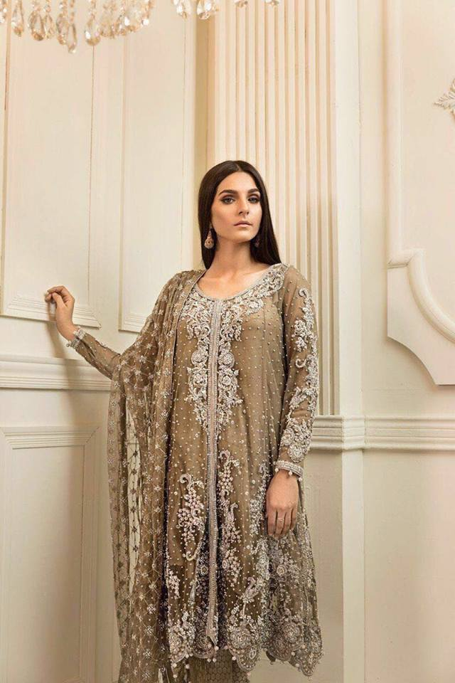 Maria B Bridal Wear 2017 Pakistani Dresses Marketplace