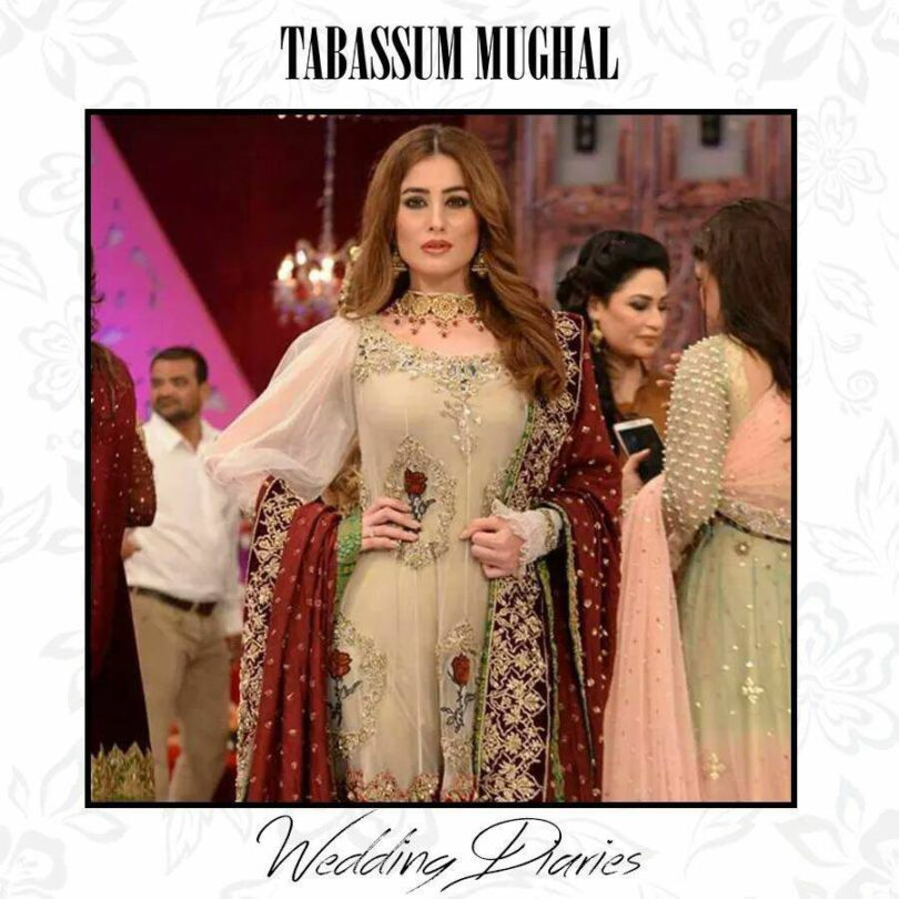 Tabassum Mughal Eid Collection 2017