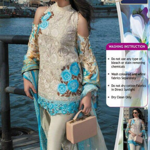 Ayesha Ibrahim party wear Collection 2017