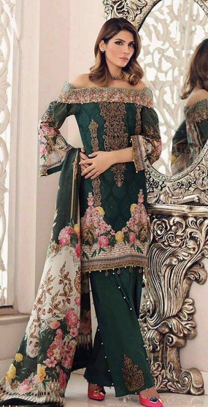 Noor by Sadia Asad Collection 2017