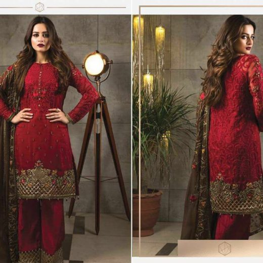 Serene chiffon Collection 2017