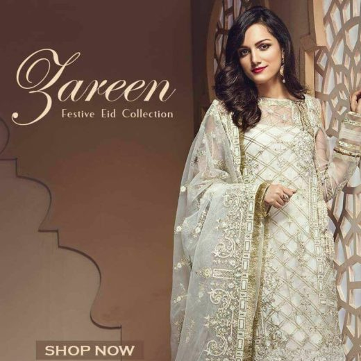 Zareen party wear Collection 2017