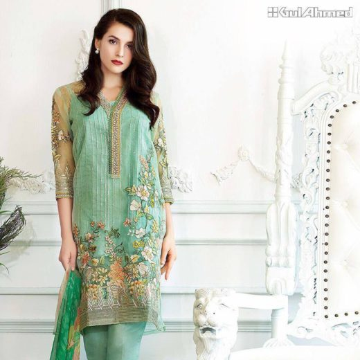 Gul's New Dress Collection 2018